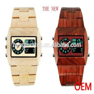 Hot Sale Fashion Wood Watches, Best Quality Wooden Watch (Ja15060) pictures & photos