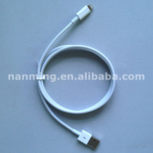 USB Date and Charger Cable for iPhone pictures & photos
