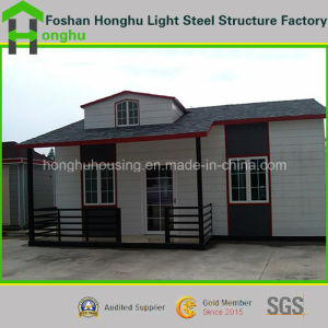 Pretty Prefabricated House Durable Prefab House Mobile Villa pictures & photos