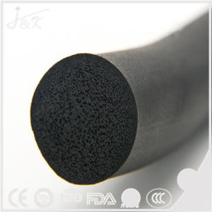 New Type High Quality Brown Viton Rubber Cord for Sealing pictures & photos