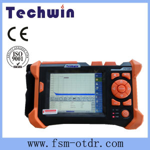 Techwin Handheld OTDR Fiber Testing pictures & photos