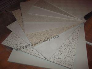 Super Factory PVC Laminated Gypsum Suspended Ceiling pictures & photos