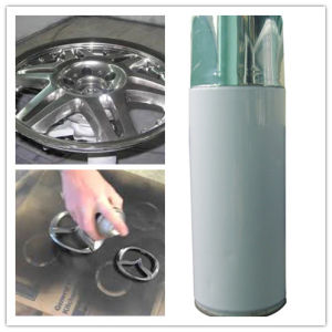 Acrylic Aerosol Stainless Steel Color Spray Paint, Stainless Steel Coating Paint for Car and Industrial (AK-PC2001) pictures & photos