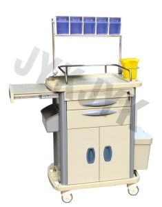 Medical ABS Anesthesia Trolley Jyk-C11b pictures & photos