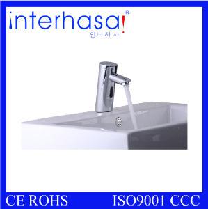 No Handle New Design Automatic Bathroom Toilet Faucet Intelligent Sensor Cold/Hot Brass Faucet Tap pictures & photos