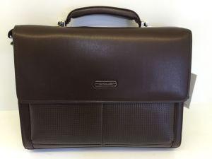Guangzhou Suppliers Designer Genuine Leather Men Business Attache Case Handbag Set (8311-4) pictures & photos