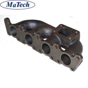 Manufacturer Customized Precise Iron Casting for Exhaust Manifold pictures & photos