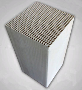 Honeycomb Ceramic Gas Refractory Heater Ceramic for Rto pictures & photos