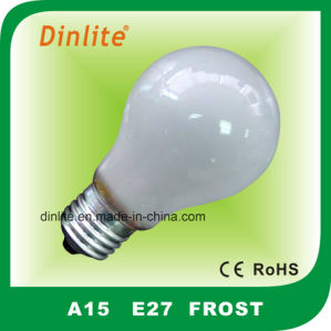A15 E27 Incandescent Bulb pictures & photos