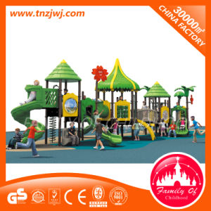 Nature Tree Series Outdoor Playground Slide Equipment pictures & photos