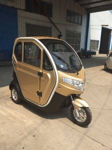 Closed Electric Tricycle, Closed Tricycle, Electric Tricycle, Electric Vehicle, Electric Car