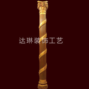 Western Style Decorative Wedding Pillars Factory Wholesale Dl-1021