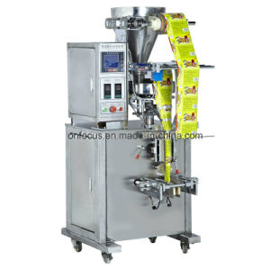 Automatic Granule Peanut Sachet Packing Machine (AH-KLJ300) pictures & photos
