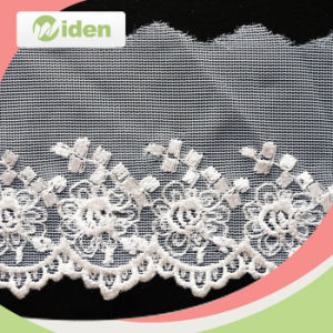 Promotional Eco-Friendly Wedding Gown Lace pictures & photos
