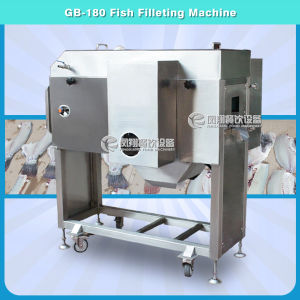 Large Type 304 Stainless Steel Fillet Cutting Machine, Fish Separator, Fish Processing Machine pictures & photos