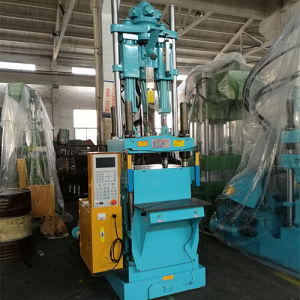 Hl-400g Shoe Sole Vertical Injection Molding Machine Manufacture