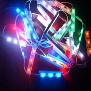 RGB Magic Flexible LED Strip Light/Module with Ce RoHS pictures & photos