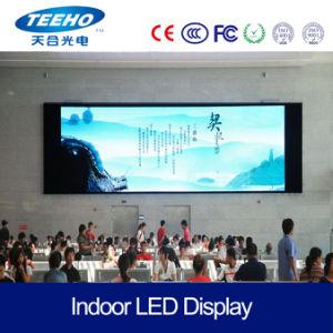 Indoor 4mm Pixel LED Display Screen pictures & photos