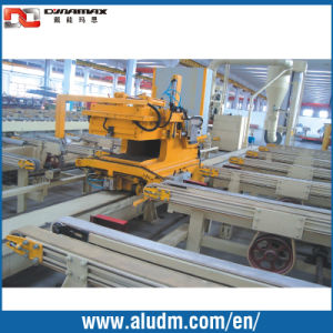 Aluminum Extrusion Machine Lower Labor Cost Profile Stretcher in Cooling Table pictures & photos
