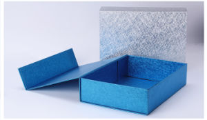 Custom-Made Kraft Packaging Box with PVC Window pictures & photos
