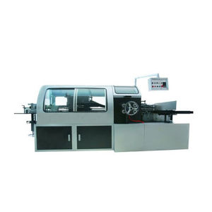 Automatic Book Cover Gate-Folding Machine (ZXLK340) pictures & photos