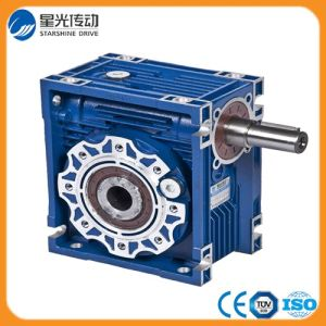 Nmrv Worm Gearbox Made of High-Quality Aluminium Alloy pictures & photos