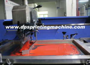 Care Label Automatic Screen Printing Machine (SPE-3000S-5C) pictures & photos
