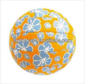Beach Neoprene Beach Volleyballs (QK-B-011) pictures & photos