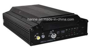 HDD Bus DVR with 3G 4G WiFi GPS Car DVR pictures & photos