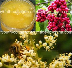 Honey,Top Wild Gallnut Honey/Queen Honey,Rare,Precious Chinese Herbal Honey,Anticancer,Detoxification,Sterilize Bacteria,Nourish Visceral Organs,Prolong Life pictures & photos