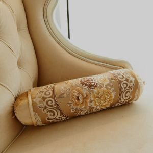 Decorative Home Indoor/Outdoor Round Bolster Pillow pictures & photos