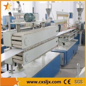 PVC Profile Extrusion Line for Door and Window pictures & photos
