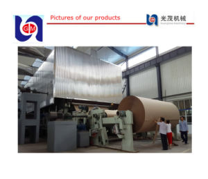 Jumbo Roll Paper Mill, Paper Machine Manufacturer Price pictures & photos