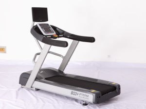 Commercial Treadmill with TV Outside/Running Machine pictures & photos