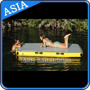 Inflatable Jet Ski Dock, Inflatable Dock Floating on The Water pictures & photos