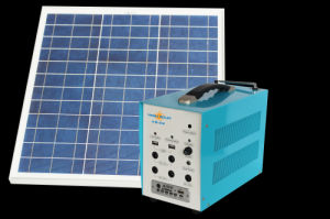 Highl Efficient, High-Quality, Solar Power Generator From Factory Direct Sell pictures & photos