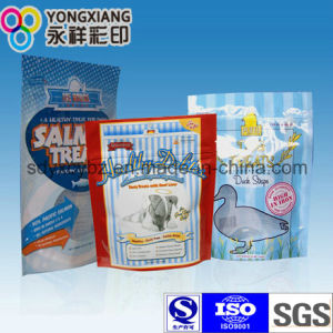 Customized Plastic Packaging Pet Food Bag pictures & photos