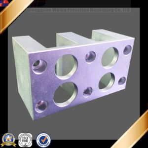 High Quality Aluminum Machine Parts for Screw Balling pictures & photos