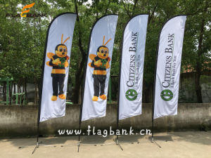 Event Promotion Aluminium Custom Country Flying Flag Banner pictures & photos
