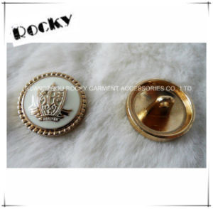 Metal Button with Factory Price Garment Button pictures & photos