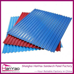 Anti Corrosion Color Steel Roofing Tiles for Building Material pictures & photos
