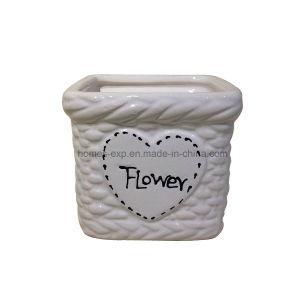 Home Decorations Mini Ceramic Graden Flower Pot