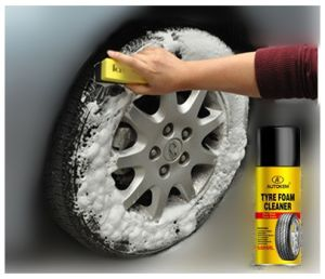 Car Wheel Rim Foam Cleaner Aerosol Spray (AK-CC5014) pictures & photos