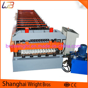 Corrugated Sheet Cold Roll Forming Machine pictures & photos