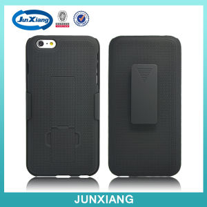 Wholesale I Pattern Holster Combo Phone Case for iPhone 6 Plus pictures & photos