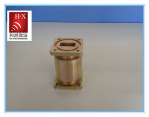 Wr62 I Type Waveguide Rotary Joints From Hexu Microwave pictures & photos