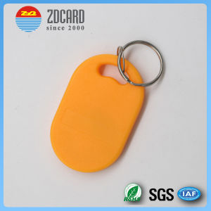Proximity 125 kHz ABS RFID Keyfob Keyfob for Access Control pictures & photos