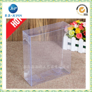 Wholesales Blank Clear Transparent PVC Packaging Box (JP-pb014) pictures & photos