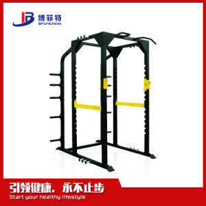 Free Weight Fitness Power Rack / Gym Equipment Free Weights Machines pictures & photos