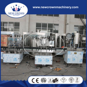 Linear Type Drinking Water Bottle Filling Machine for Pet Bottles pictures & photos